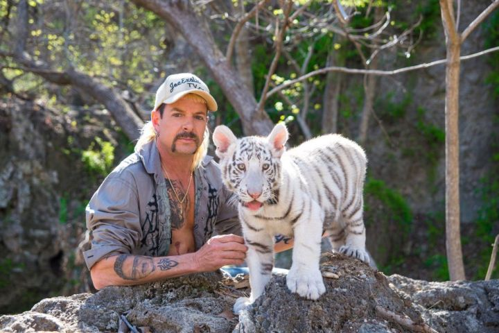 By country music artist Joe Exotic